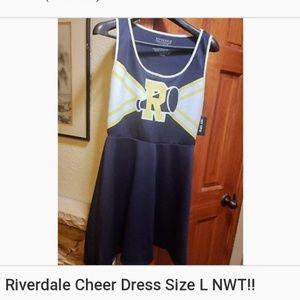 Riverdale Cheerleading Dress
